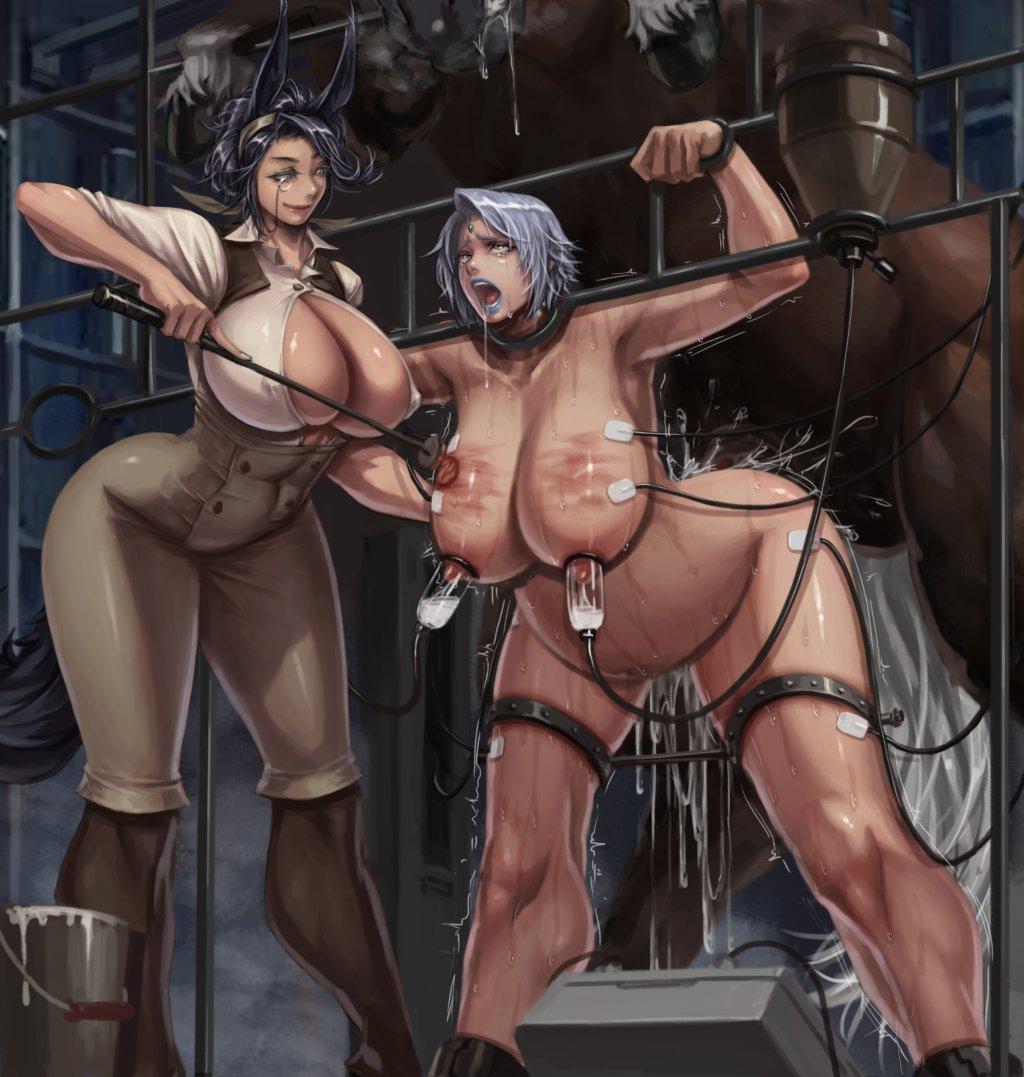 Hentai slave sex